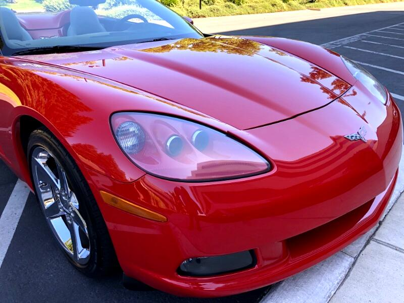 Chevrolet Corvette Convertible 2005