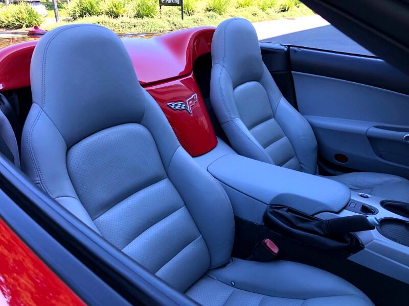 Chevrolet Corvette Convertible 2005