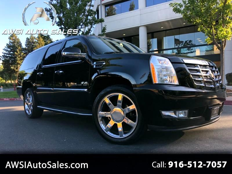 Cadillac Escalade ESV 2WD Luxury 2013