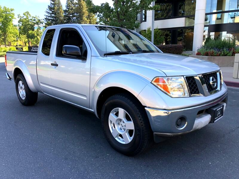 Nissan Frontier SE King Cab 2WD 2006