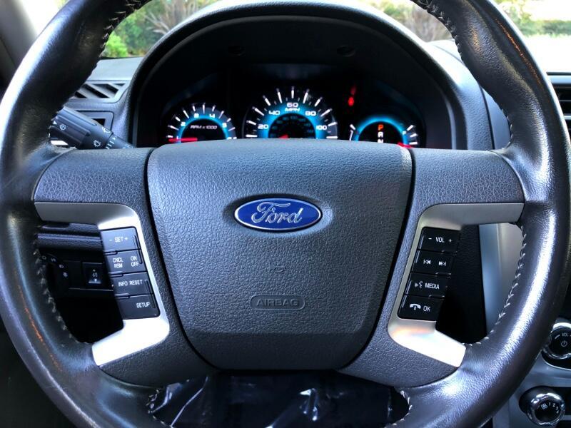 Ford Fusion I4 SE 2012