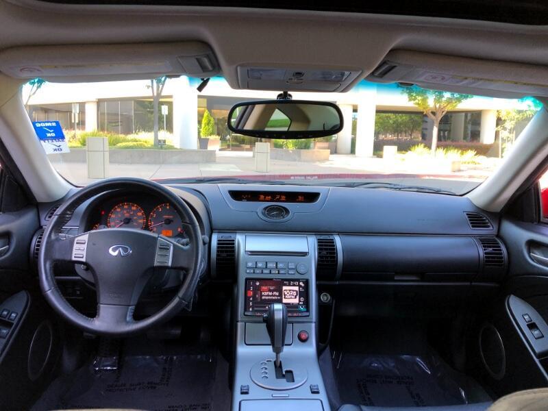Infiniti G35 Coupe 2003