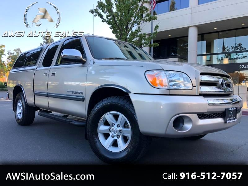 Toyota Tundra SR5 Access Cab 2006