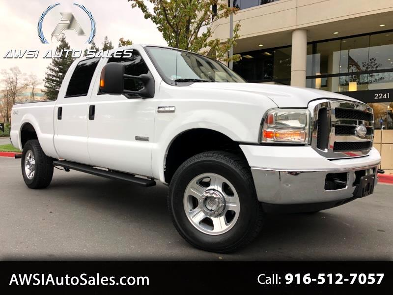 Ford F-350 SD Lariat Crew Cab Long Bed 4WD 2005