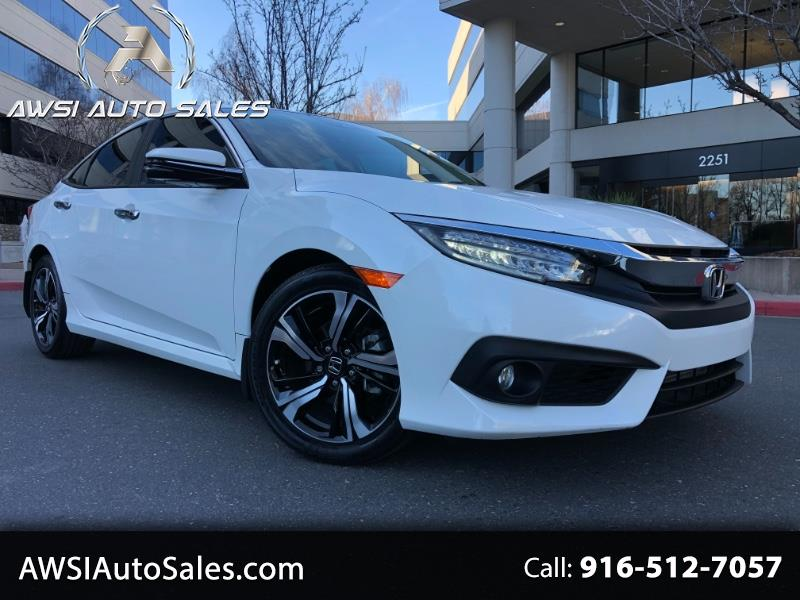 Honda Civic Touring Sedan CVT 2016
