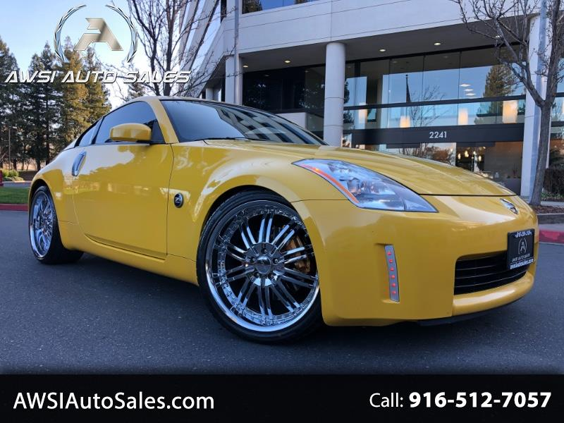 Nissan 350Z Touring Coupe 2005