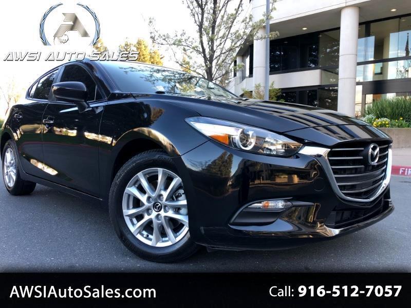 Mazda MAZDA3 i Sport MT 5-Door 2017