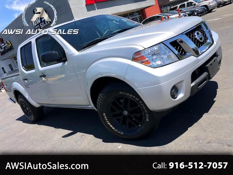 Nissan Frontier SL Crew Cab 5AT 2WD 2016