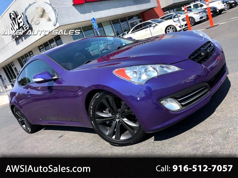 Hyundai Genesis Coupe 3.8 Auto 2010