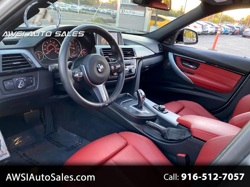 BMW 3-Series 340i Sedan 2016