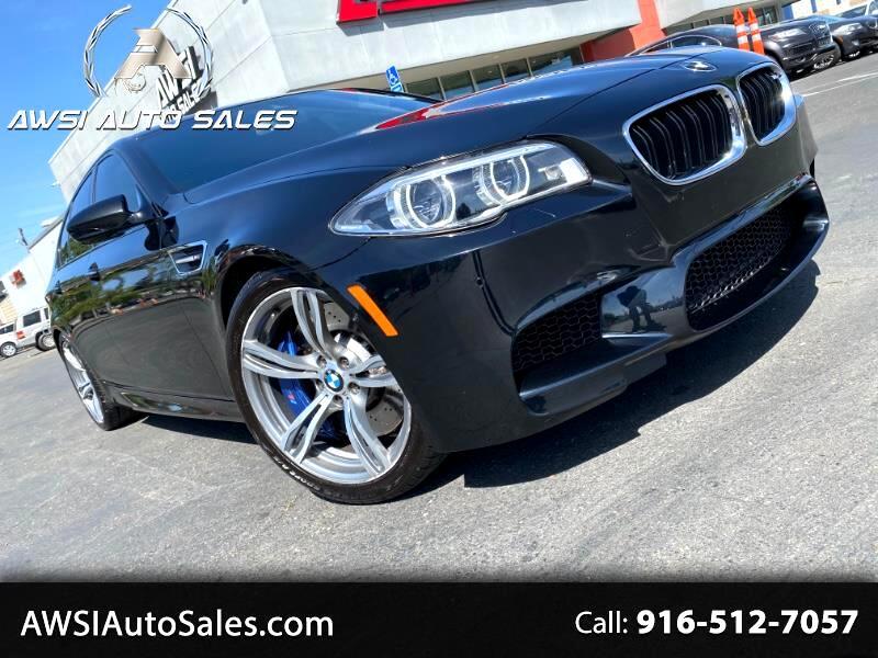 BMW M5 Sedan 2014