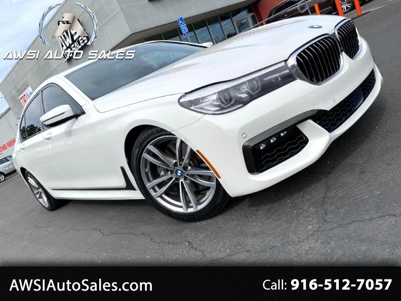 BMW 7-Series 740i 2016
