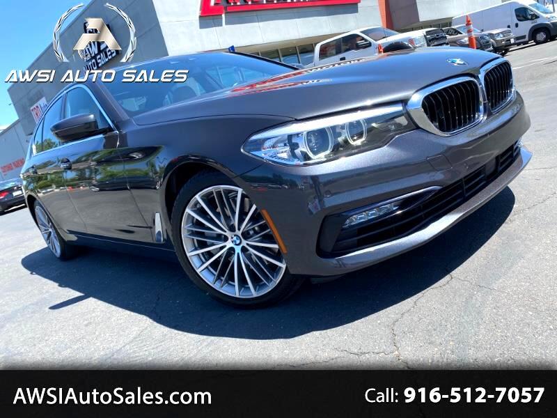 BMW 5-Series 540i 2018