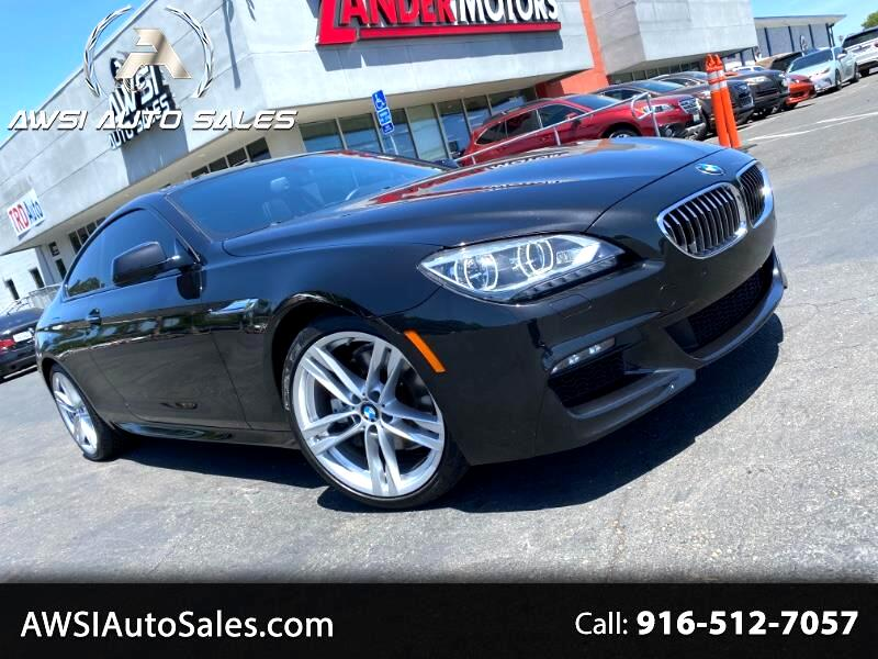 BMW 6-Series 640i Coupe 2014
