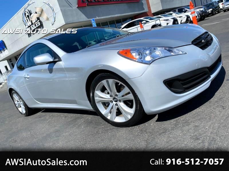 Hyundai Genesis Coupe 2.0 Auto 2012