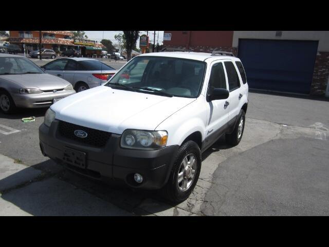 2007 Ford Escape Hybrid FWD