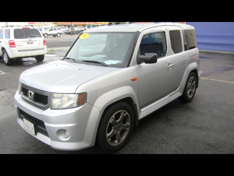 2009 Honda Element SC 2WD AT