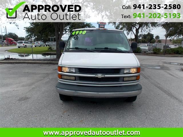 2000 Chevrolet Express 3500 Cargo