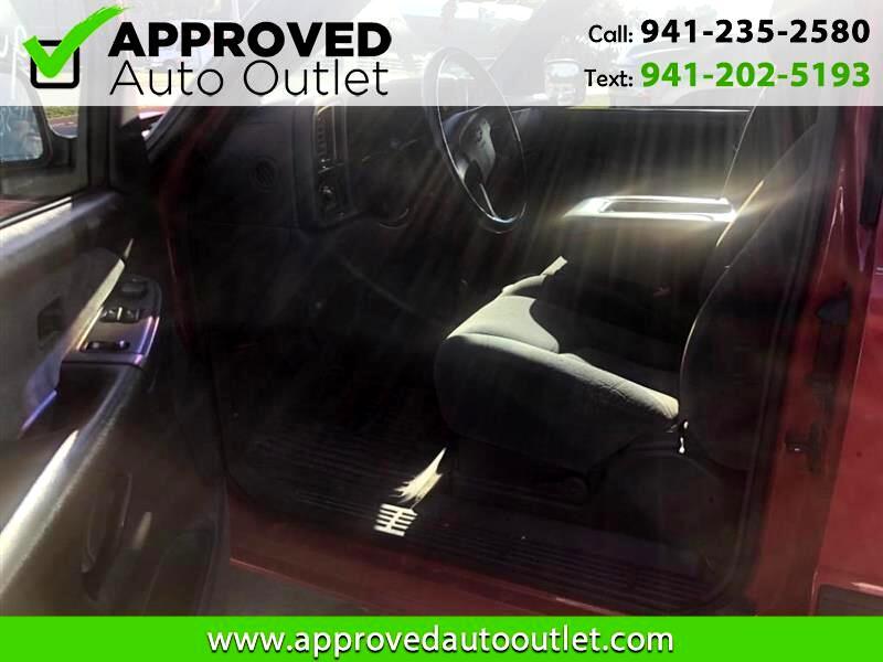 2003 Chevrolet Silverado 1500 LS Ext. Cab Long Bed 4WD