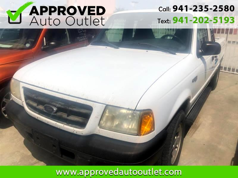 2003 Ford Ranger XLT SuperCab 2WD - 382A