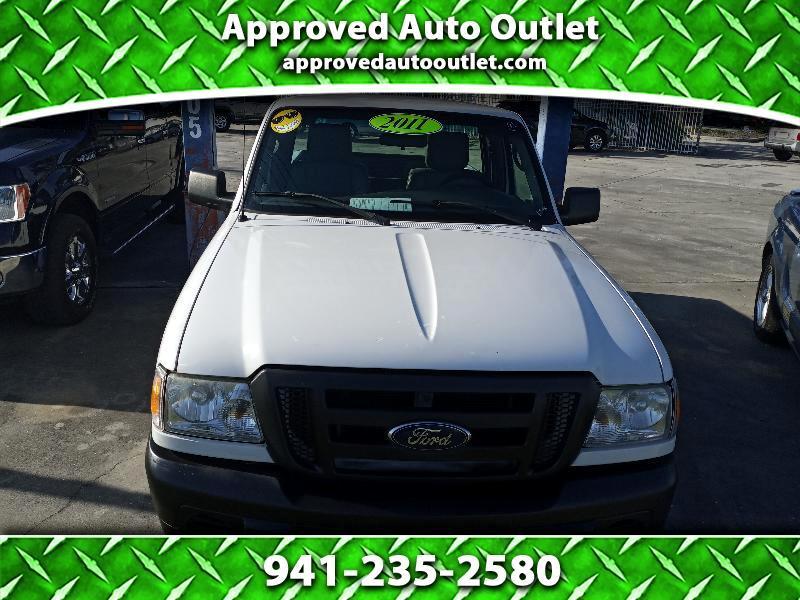 Ford Ranger XL 2WD 2011