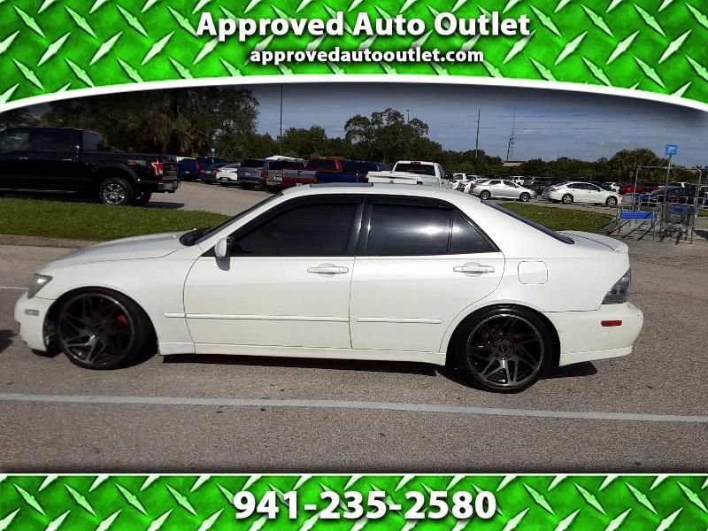 Lexus IS 300 4dr Sport Sdn Auto 2003