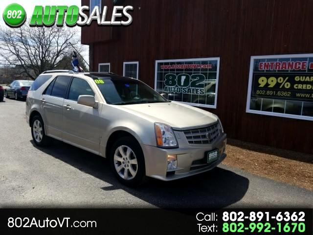 2008 Cadillac SRX AWD 4dr Premium Collection