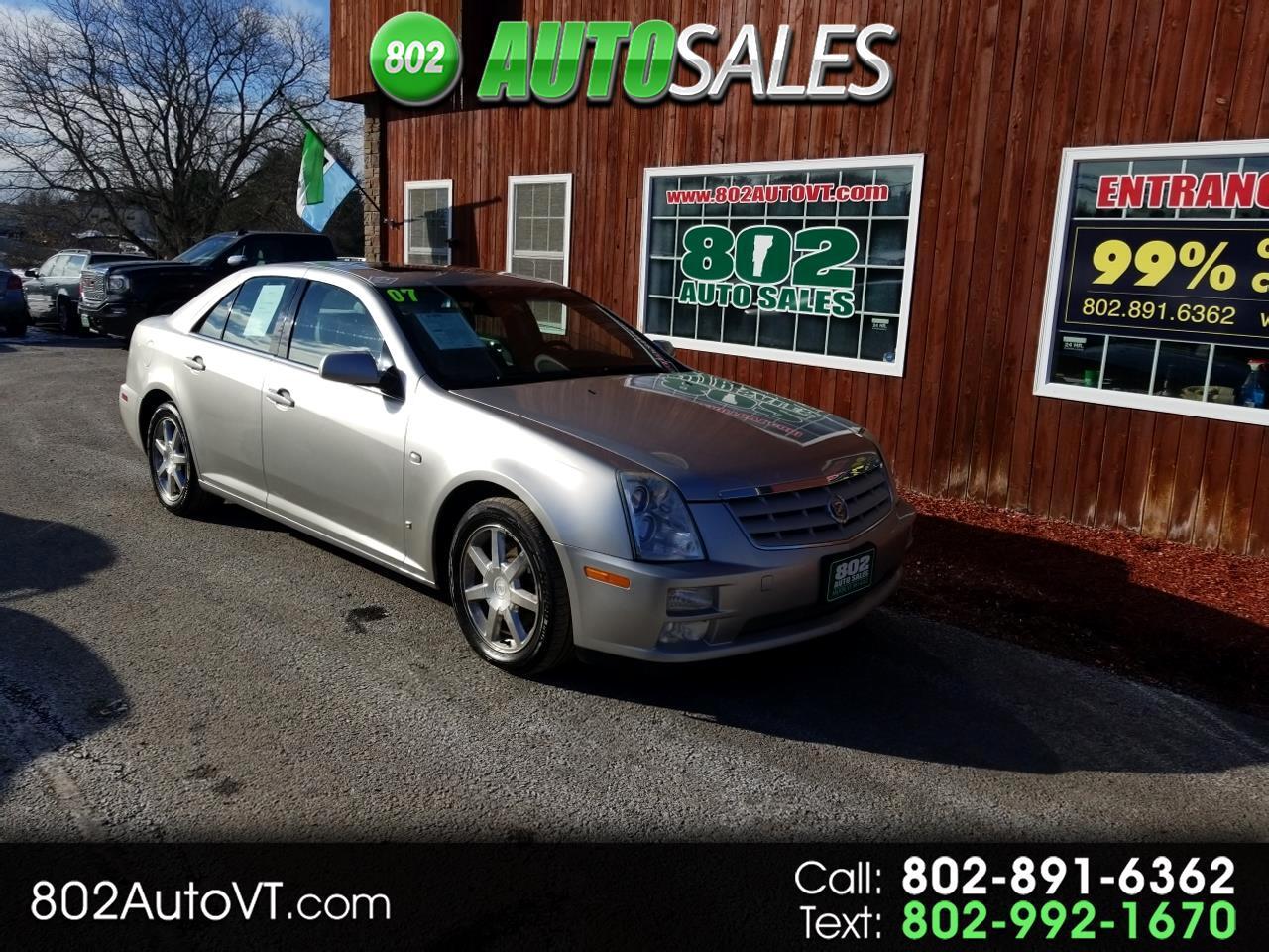 2007 Cadillac STS 4dr Sdn V6