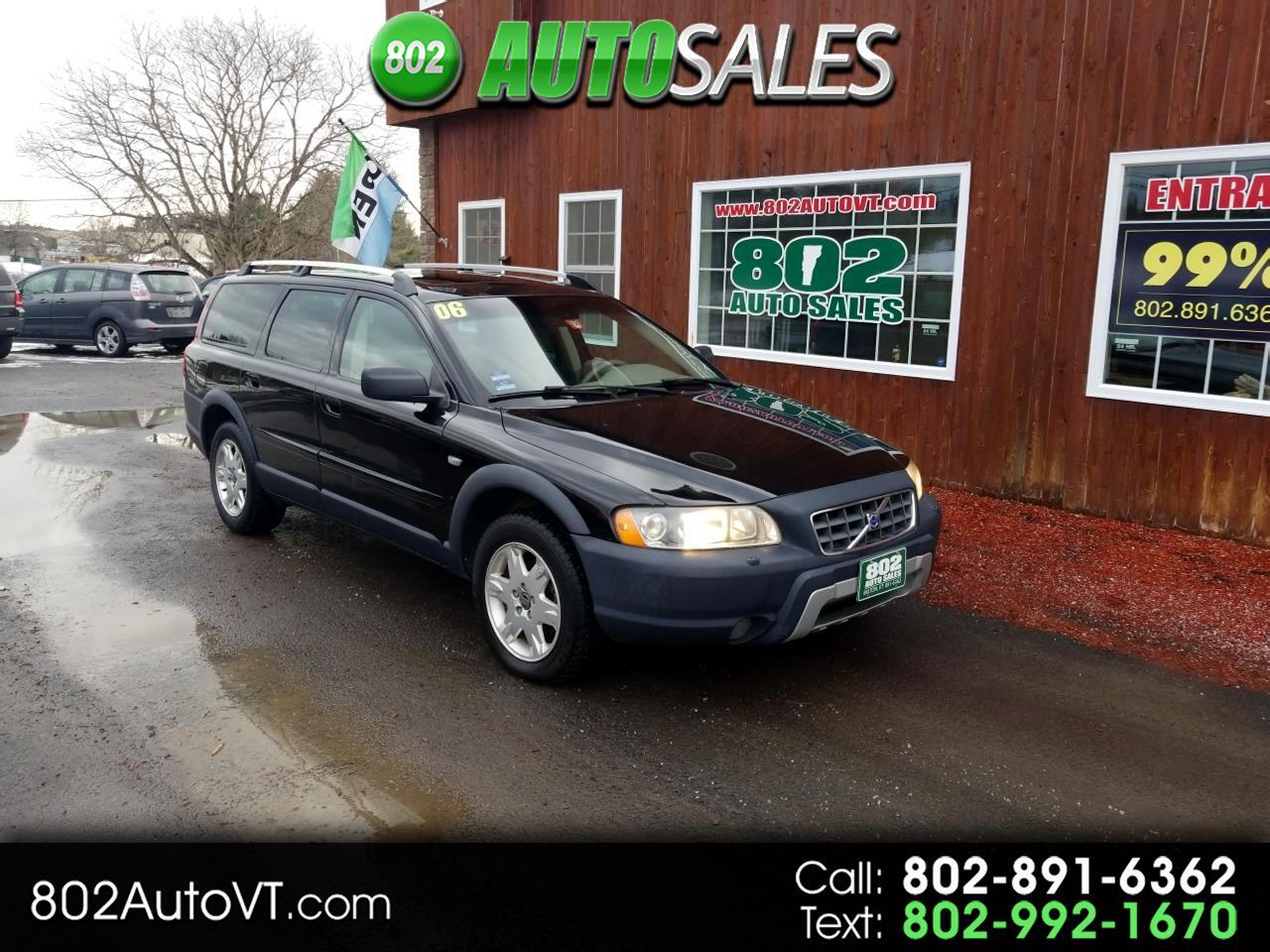 2006 Volvo XC70 2.5L Turbo AWD