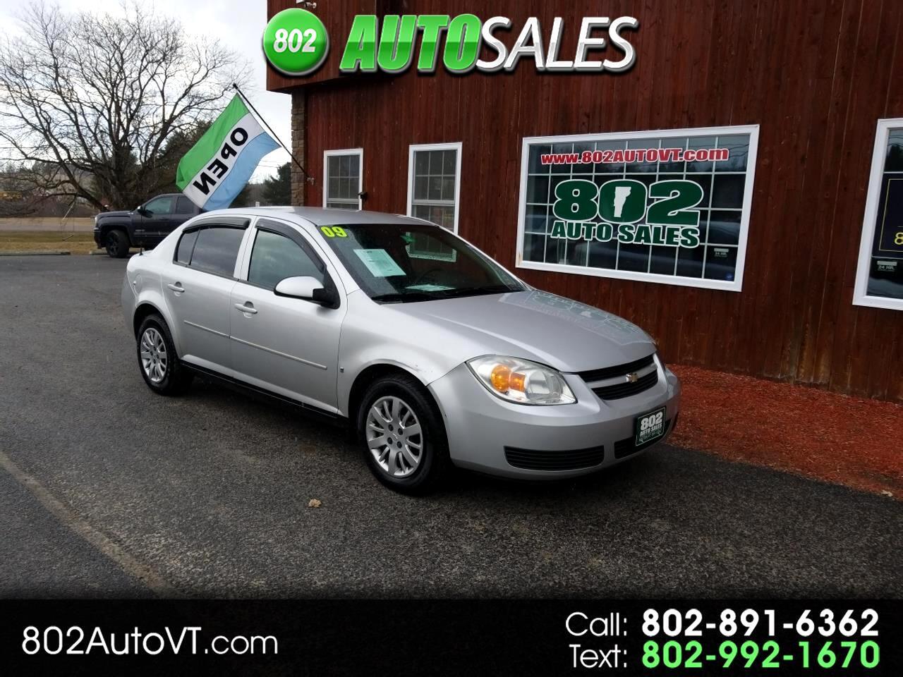 2009 Chevrolet Cobalt 4dr Sdn LT w/1LT