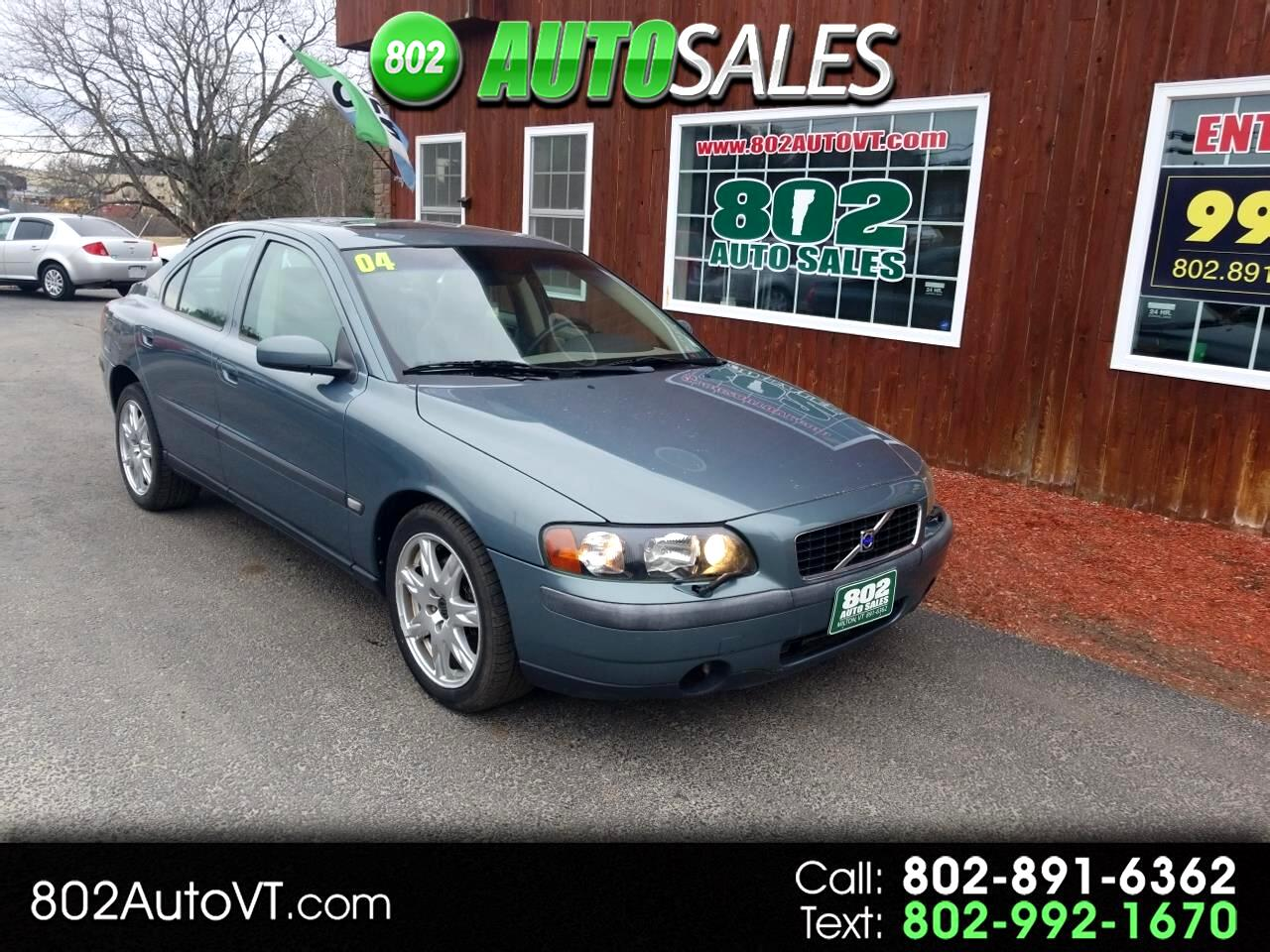 2004 Volvo S60 2.5L Turbo AWD