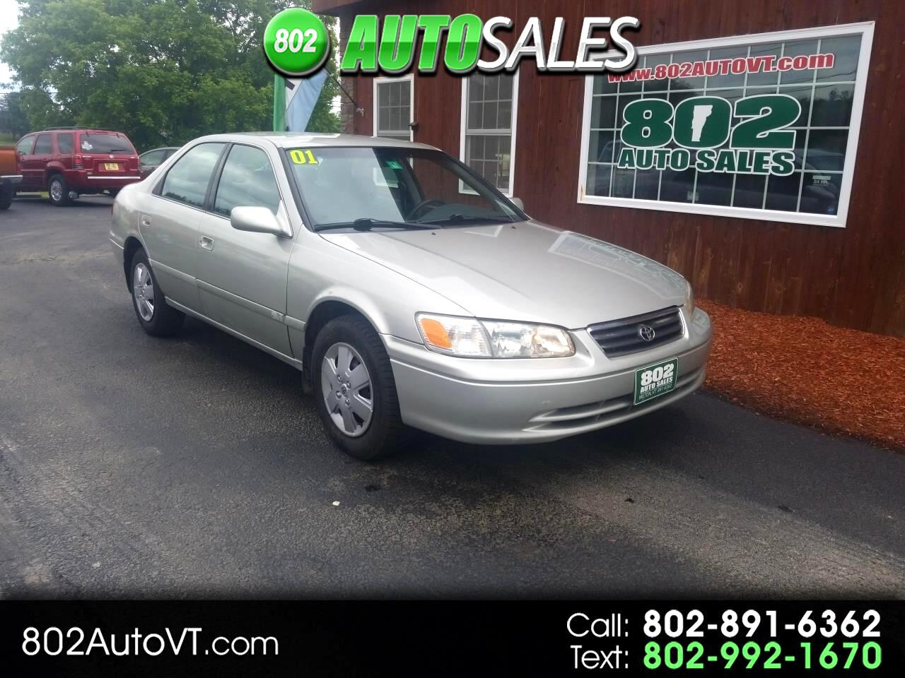 2001 Toyota Camry 4dr Sdn LE Auto (Natl)