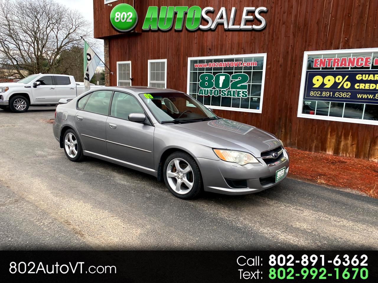 Subaru Legacy 4dr H4 Auto Special Edition 2009
