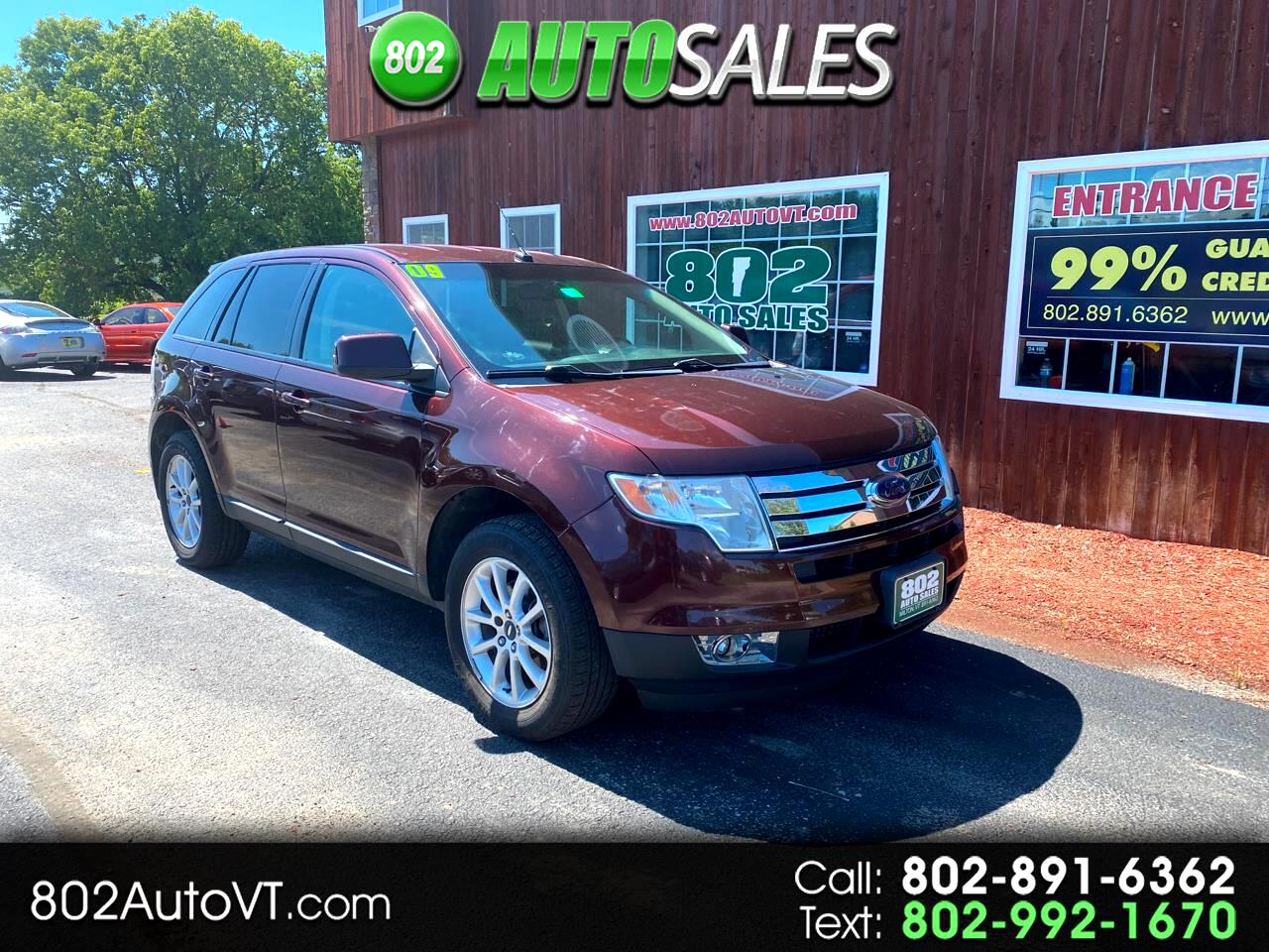 Ford Edge 4dr SEL FWD 2009