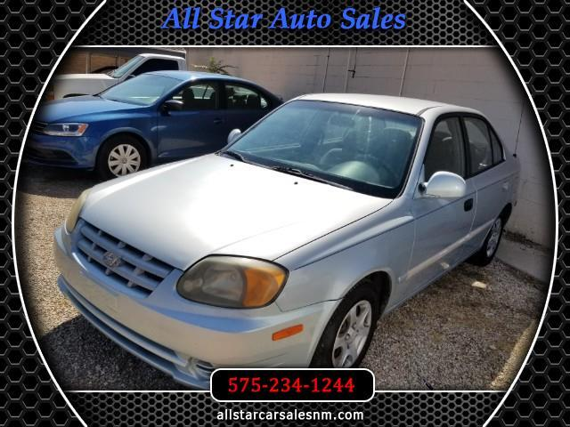 Used 2005 Hyundai Accent for Sale in Carlsbad, NM 88220 All