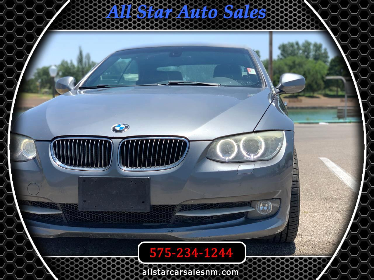 2011 BMW 3-Series 328i Convertible - SULEV