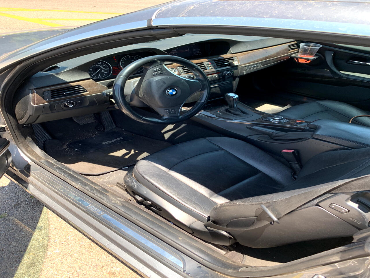 BMW 3-Series 328i Convertible - SULEV 2011