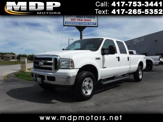 2007 Ford F-350 SD LARIAT CREW CAB LONG BED 4X4 DIESEL