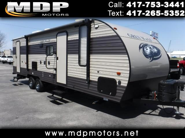 2017 Cherokee Trailer Grey Wolf Limited 26 DBH