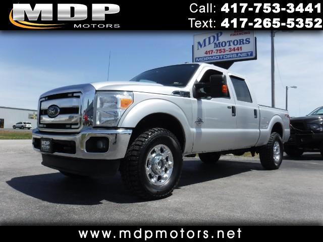 2012 Ford F-350 SD XLT Crew Cab Short Bed 4WD