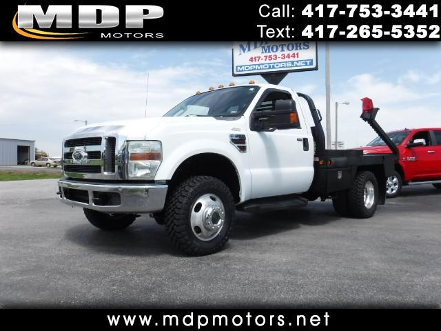 2008 Ford F-350 SD XLT 4WD DRW