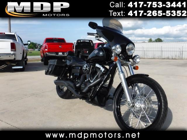 2013 Harley-Davidson FXDWG Wide Glide