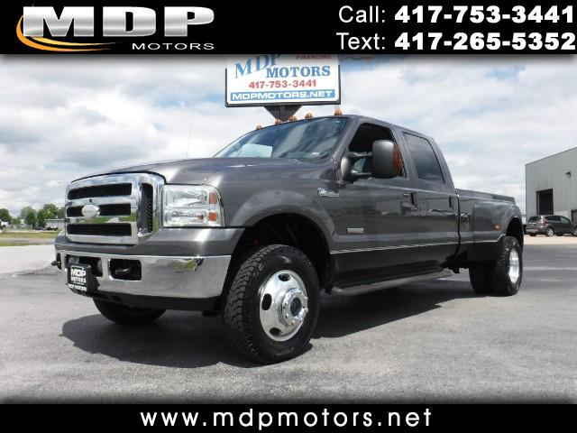 2005 Ford F-350 SD LARIAT CREW/DUALLY 4X4 DIESEL