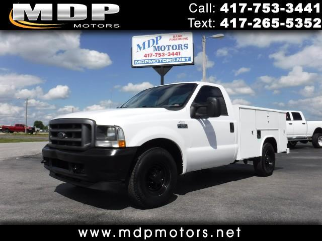 2004 Ford F-350 SD 2WD UTILITYBED DIESEL