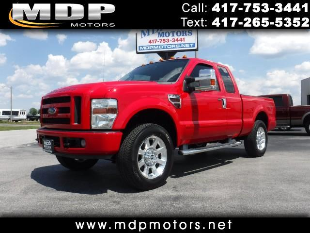 2008 Ford F-250 SD FX4 EXT CAB 4X4 DIESEL