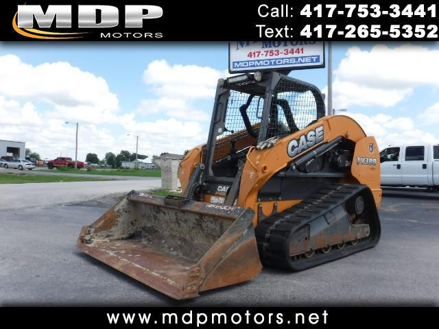 2012 Case TV 380 COMPACT TRACK LOADER 90HP