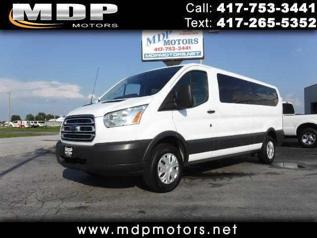 2015 Ford Transit Transit 350 XLT 15 Passenger