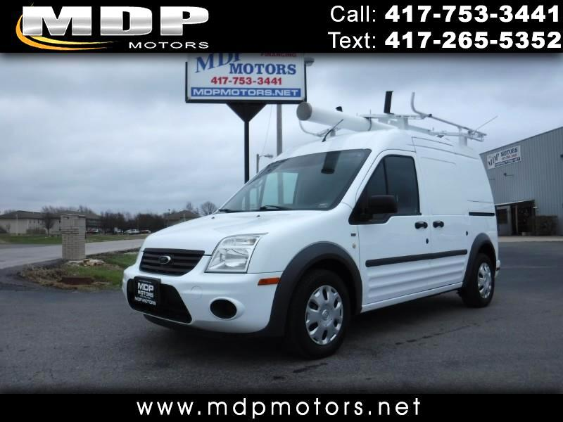 2012 Ford Transit Connect XLT, DUAL SIDE DOORS,