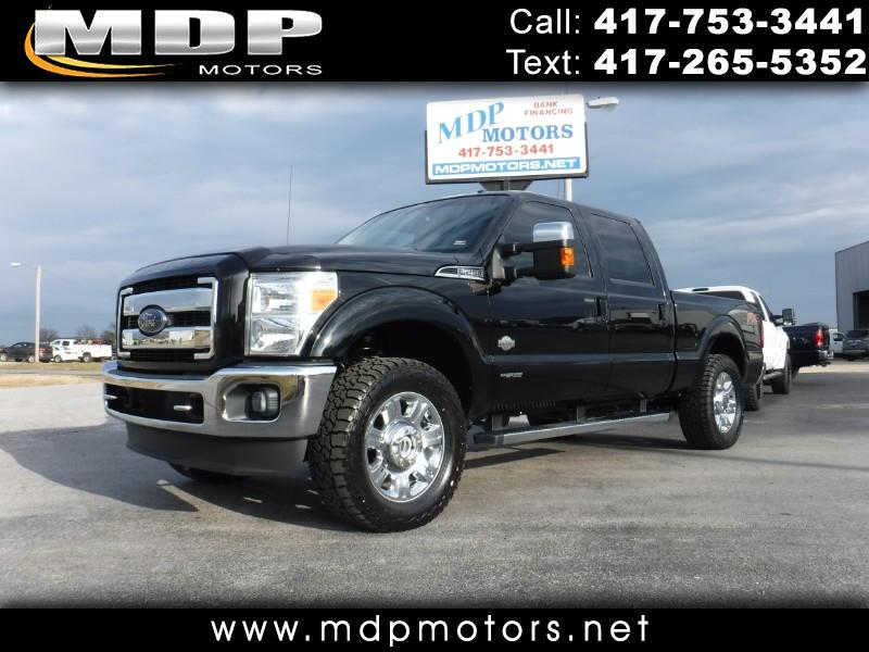 2016 Ford F-250 SD KING RANCH, CREW/SHORT, 4X4, DIESEL