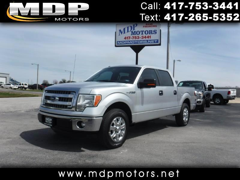 2013 Ford F-150 XLT, CREW CAB, SHORT BED,